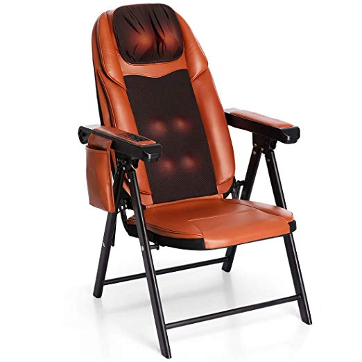 Silvox folding shiatsu chair