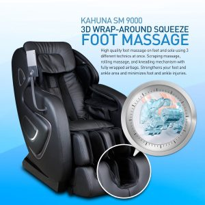 Kahuna feet massage
