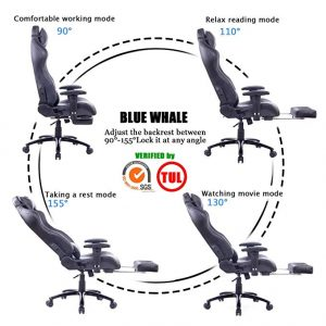 Blue Whale recline