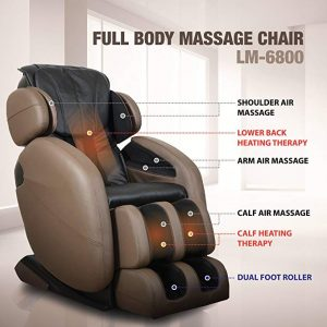 LM6800 full body massage
