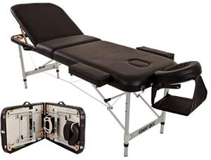 Merax Aluminium Massage Table