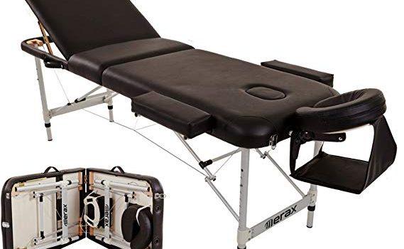 Merax Aluminium Massage Table