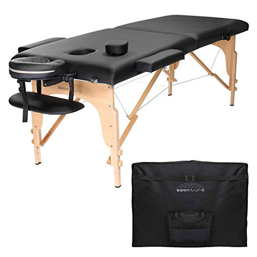 Saloniture portable massage table