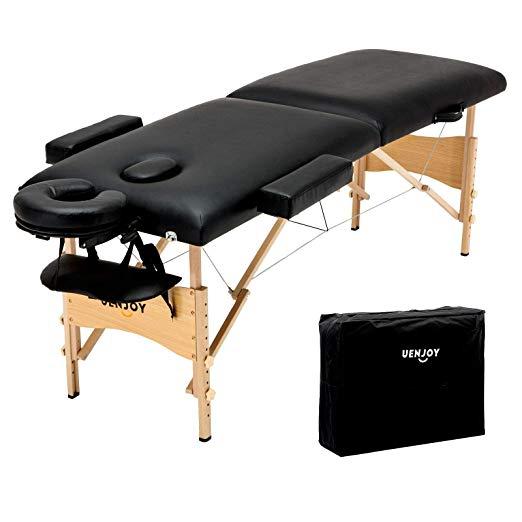 Uenjoy Portable Massage Table