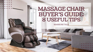 8 Tips On Choosing The Best Massage Chair