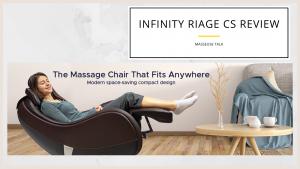 Infinity Riage CS Massage Chair