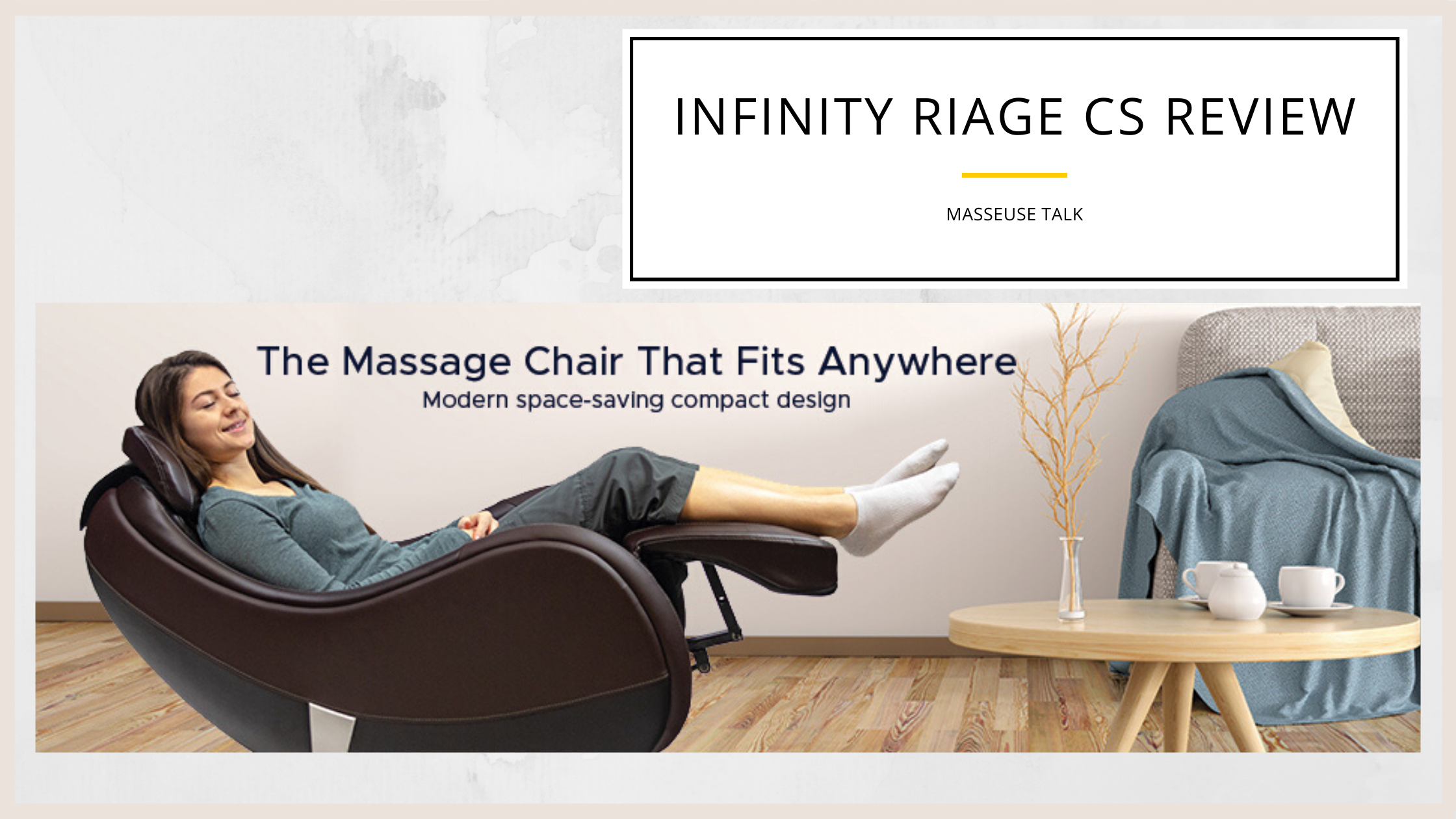 Infinity Riage CS Massage Chair
