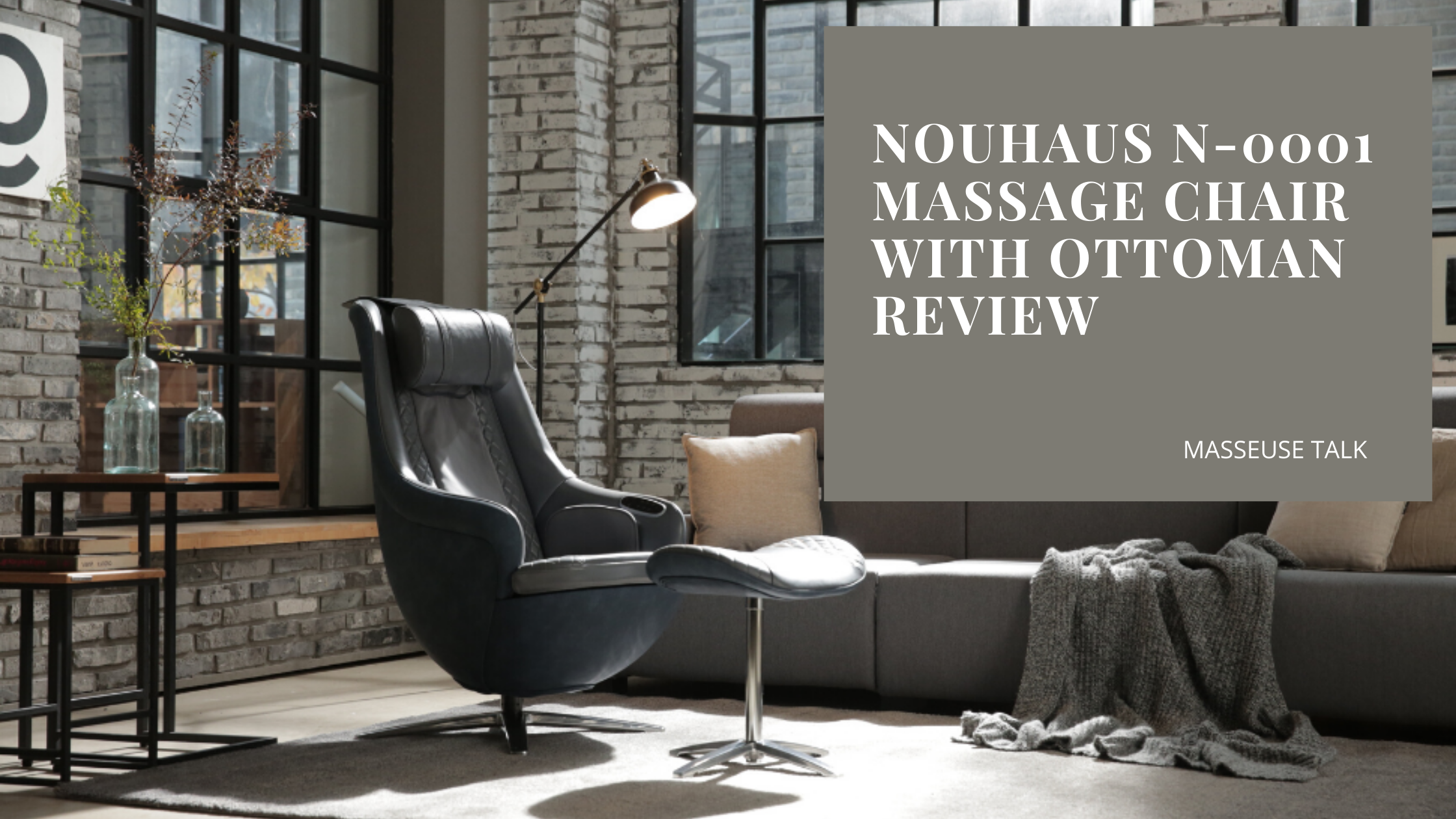 Nouhaus N-0001 Massage Chair