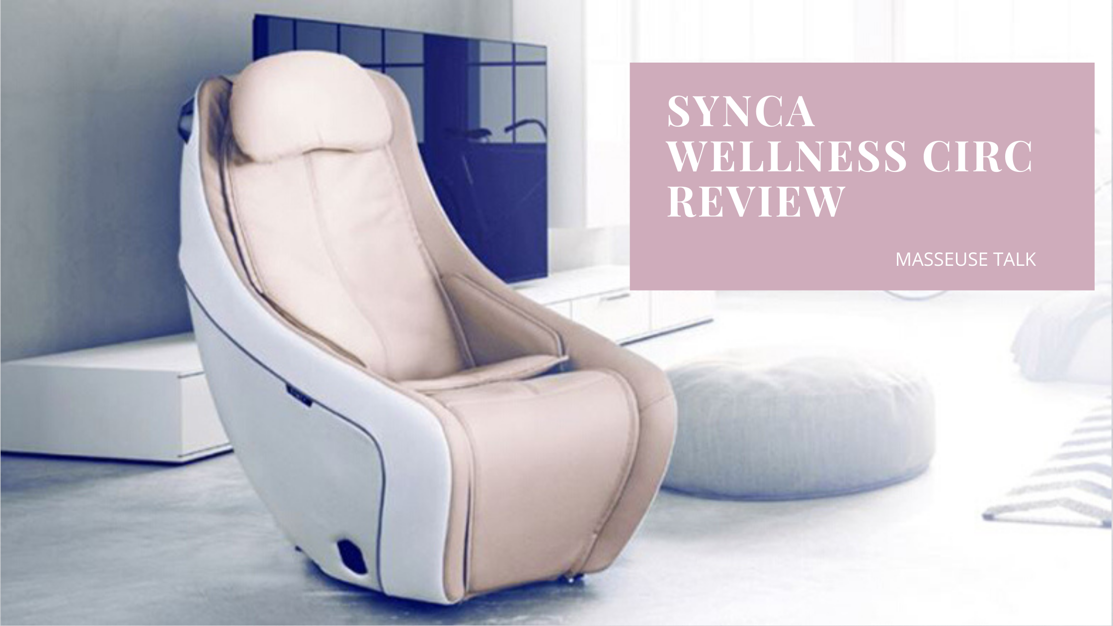 Synca Wellness CirC Massage Chair