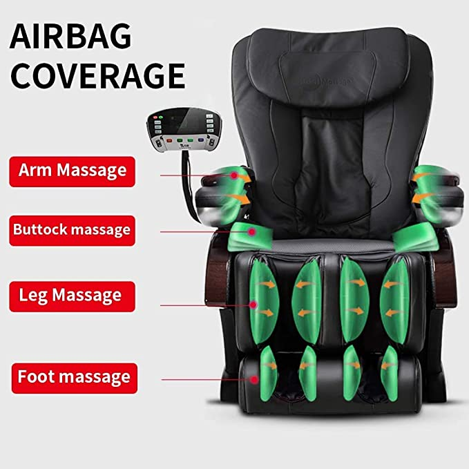 best massage airbag coverage