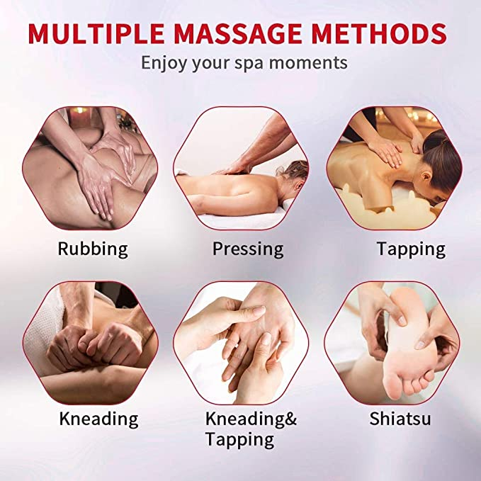 best massage multiple massage method