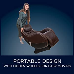 infinity riage portable wheels