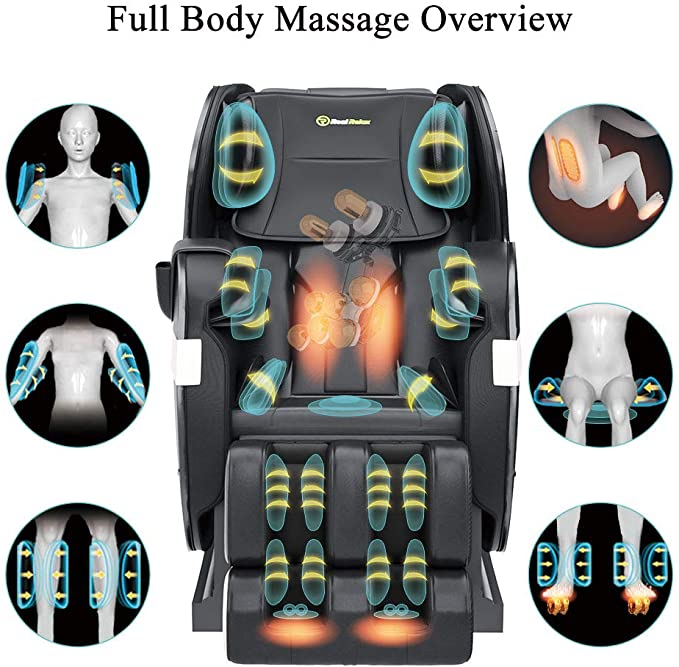real relax favor 03 plus full body massage function