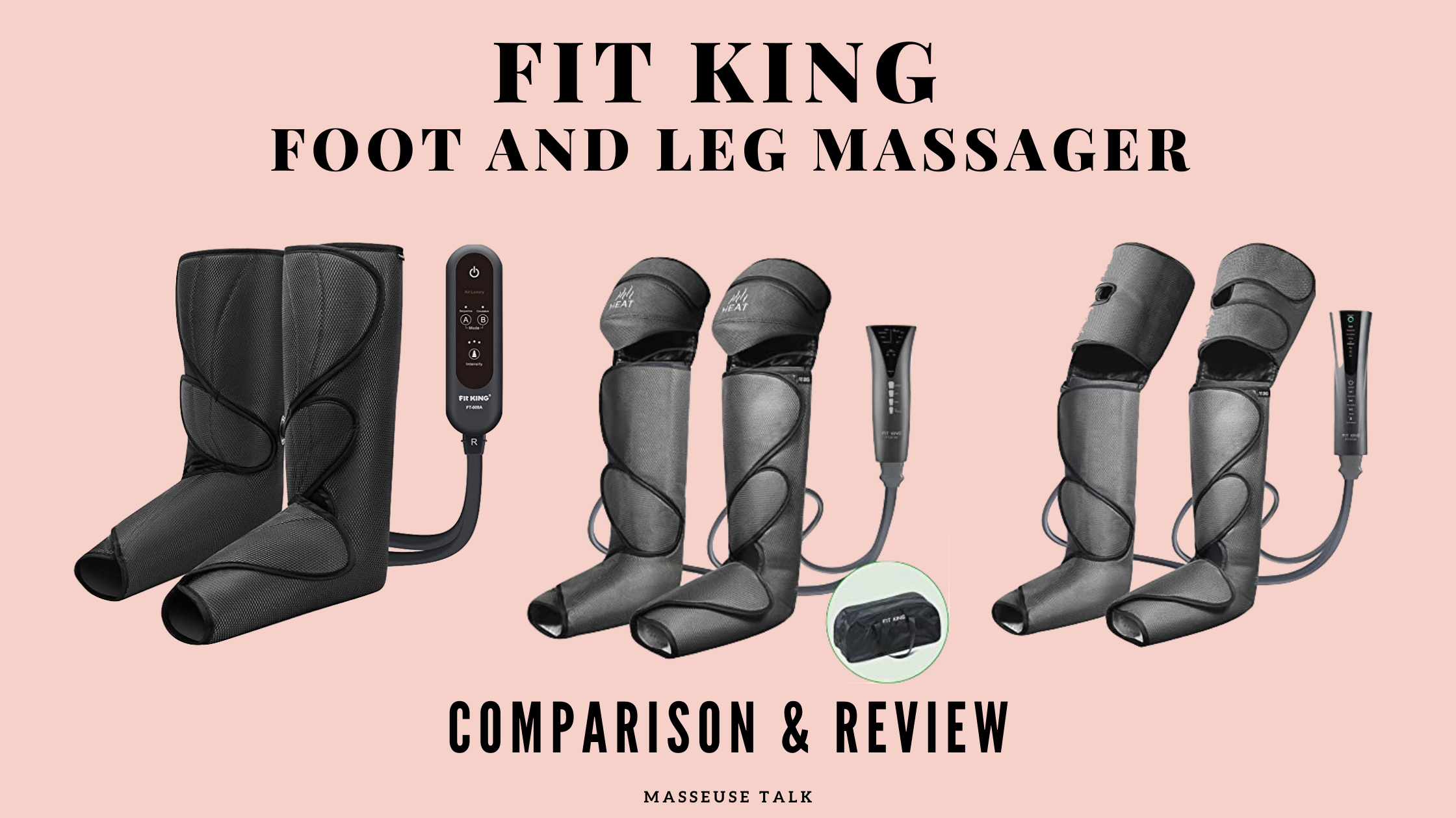 FIT KING Compression Leg Massager