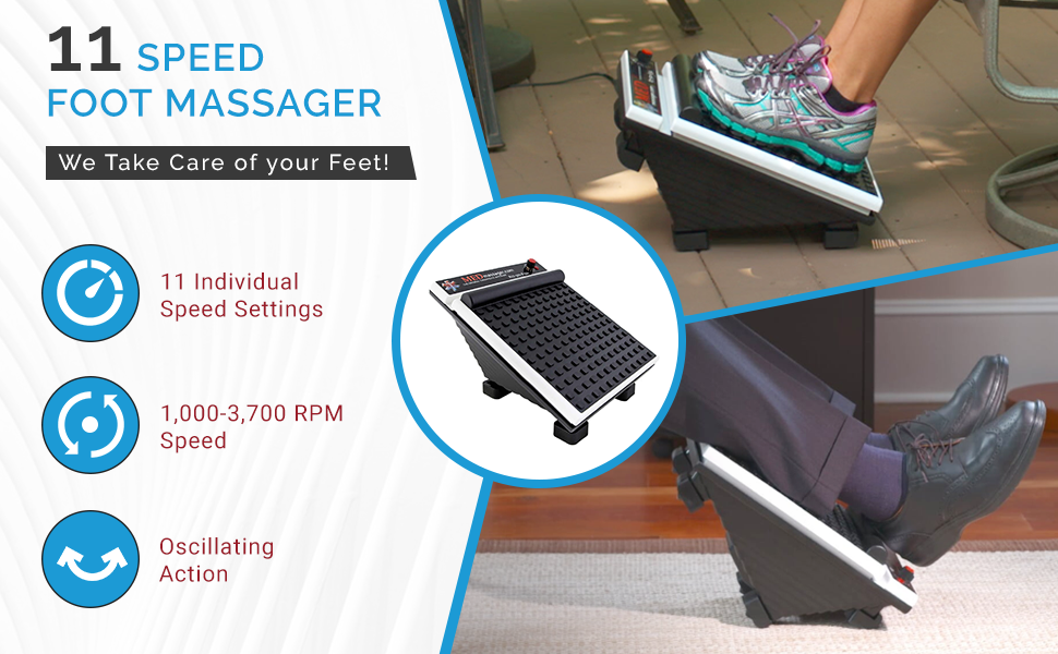 MedMassager Foot Massager 11 speed