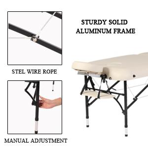 Artechworks aluminium frame white