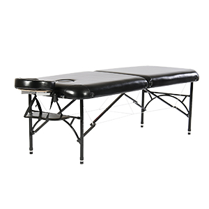 Artechworks bright black massage table