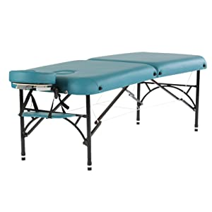 Artechworks teal green table