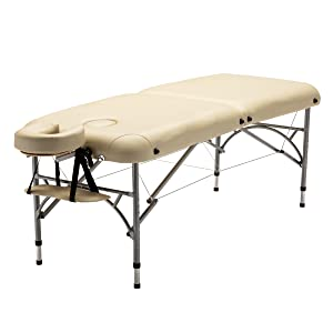 Artechworks white massage table