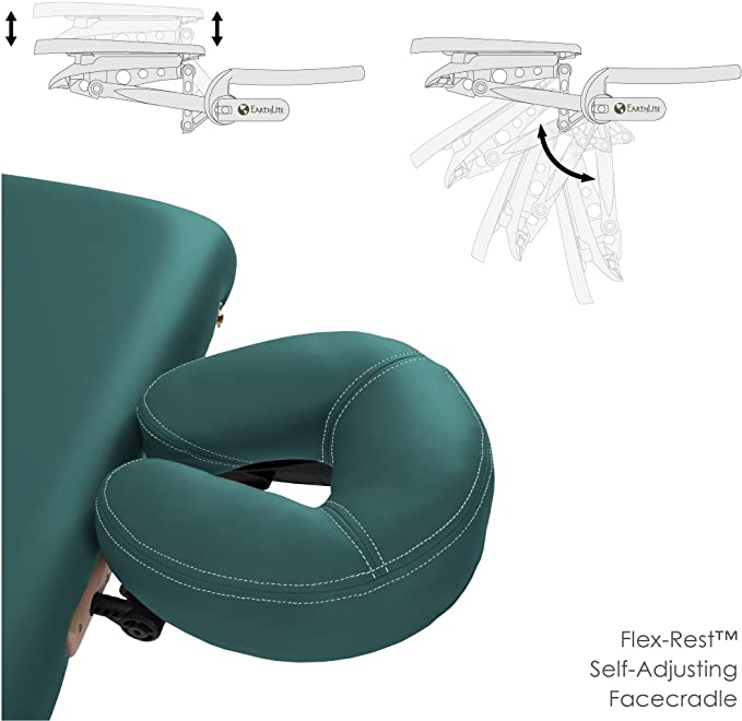 Earthlite Avalon Flex-Rest Self-Adjusting Facecradle