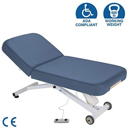 Earthlite Ellora manual tilt massage table