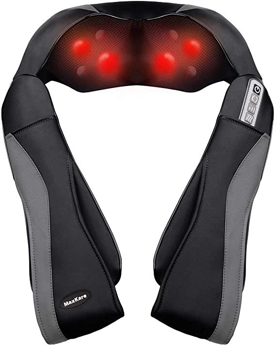 MaxKare Shiatsu Neck Shoulder Massager