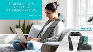 RESTECK Neck and Shoulder Massager