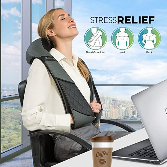 RESTECK neck massager