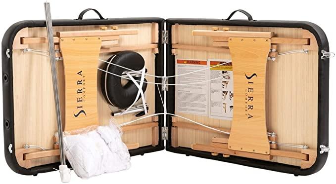 Sierra Comfort Massage Table Accessories