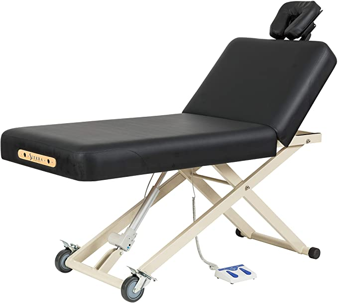 SierraComfort Standard Electric Lift Massage Table