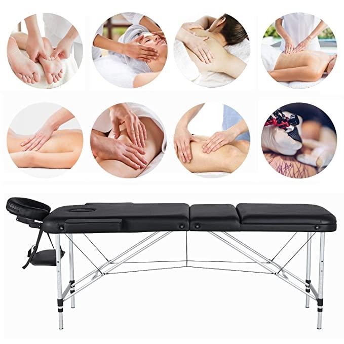 Yaheetech massage table