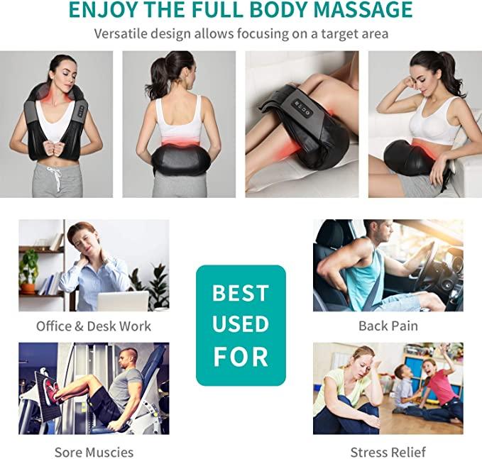 neck massager full body