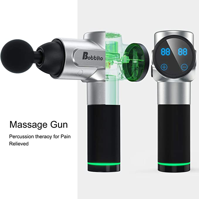 Bobbito percussion massager