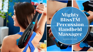 Mighty Bliss Handheld Massager