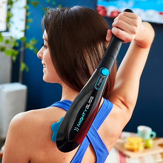 Mighty Bliss back massager