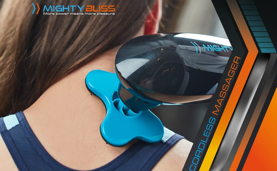 Mighty Bliss neck massager