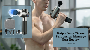 Naipo Percussion Massage Gun