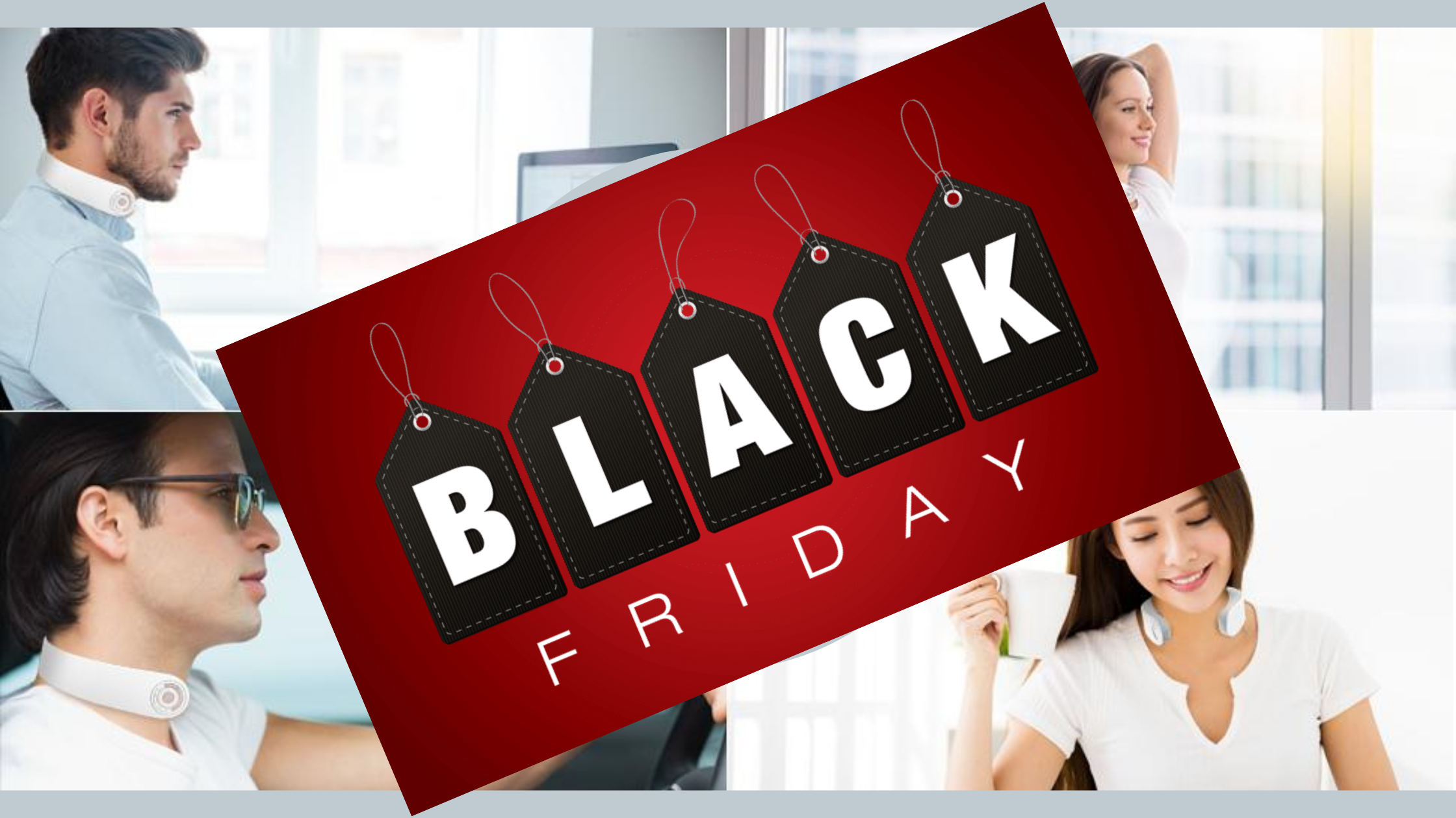 Neck Massager Black Friday