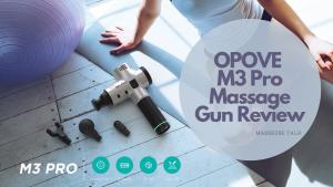 OPOVE M3 Pro Massage Gun