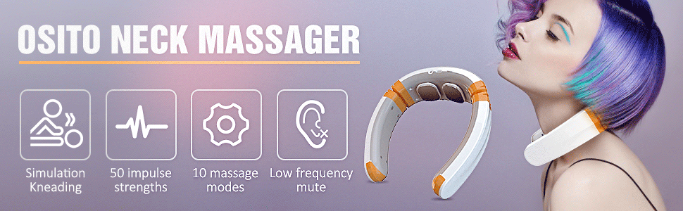 OSITO neck massager