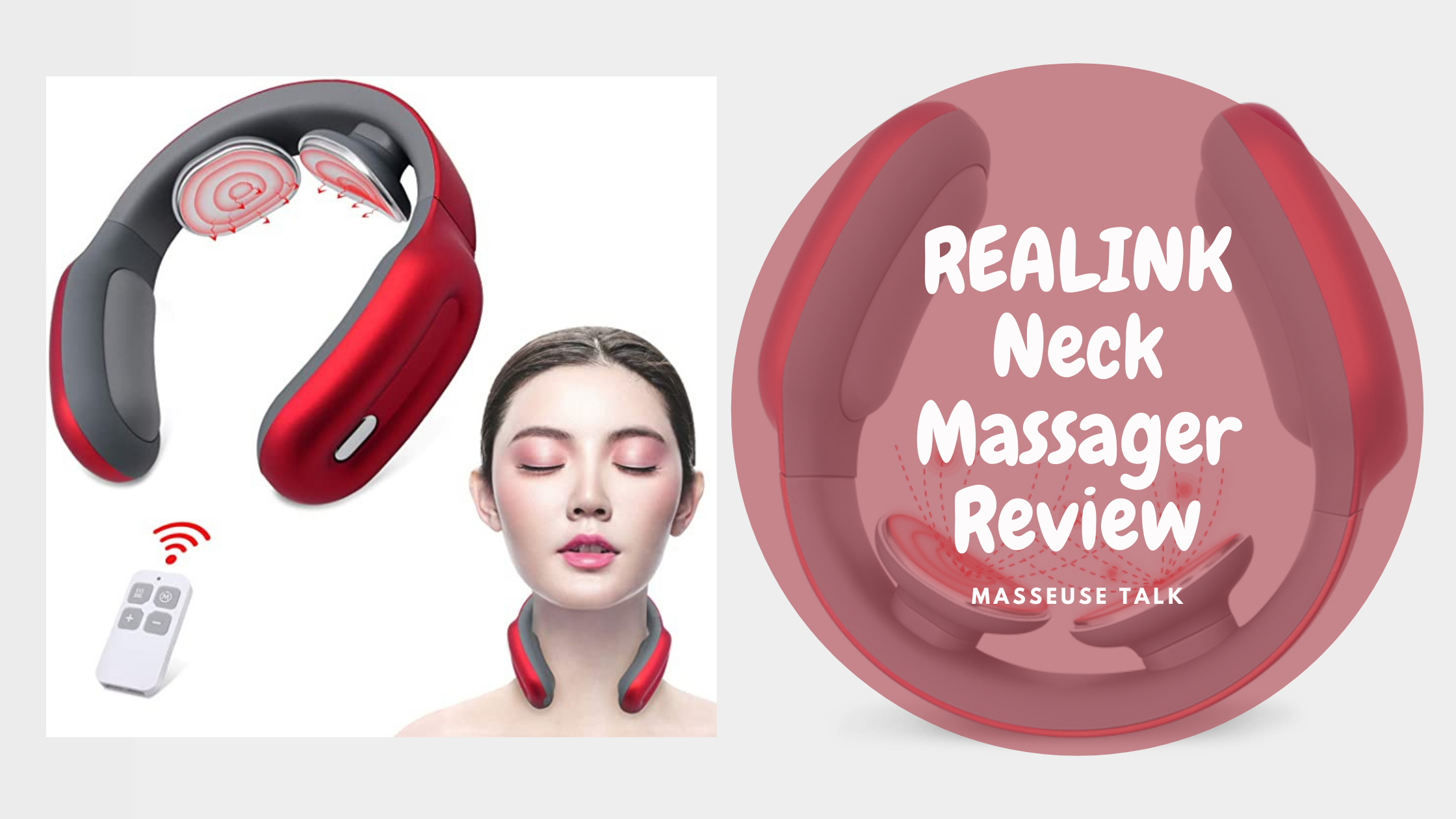 Realink Intelligent Neck Massager