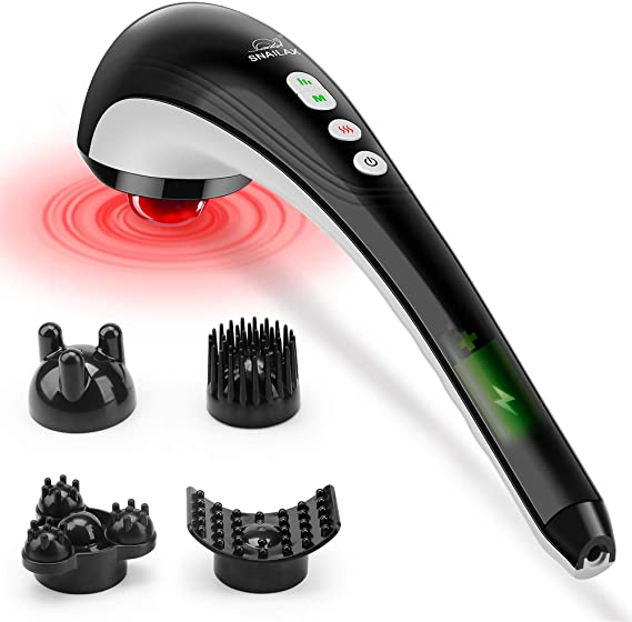 Snailax Cordless Handheld Massager