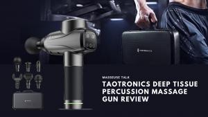 TaoTronics Massage Gun