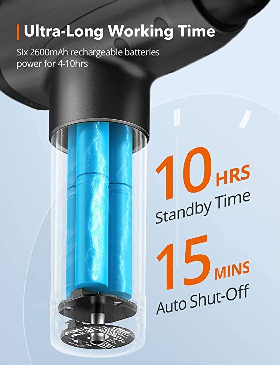 Taotronics battery life