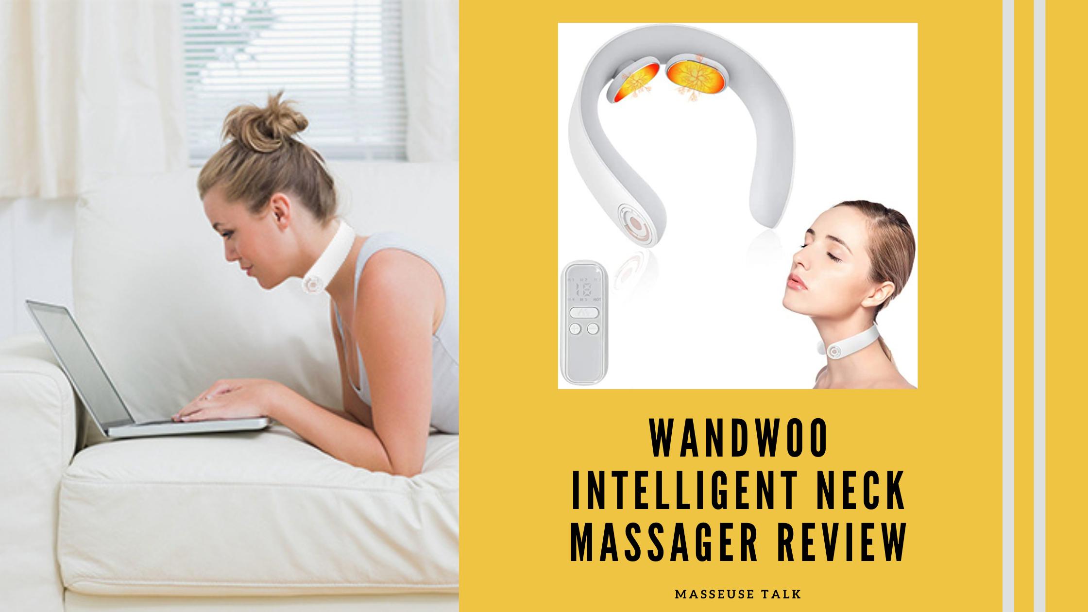 Wandwoo Intelligent Neck Massager