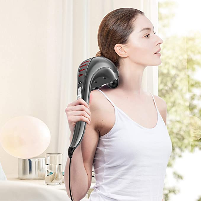 handheld massager with cord