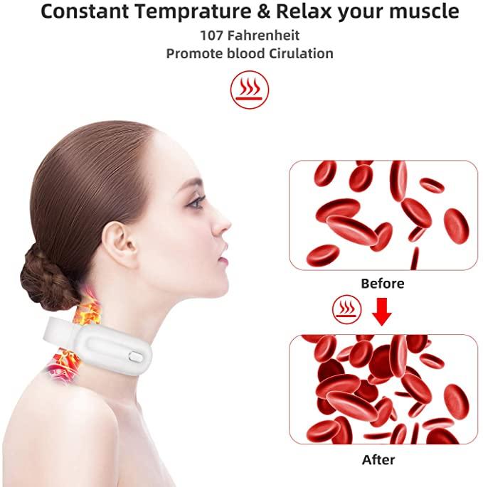 neck massager benefit