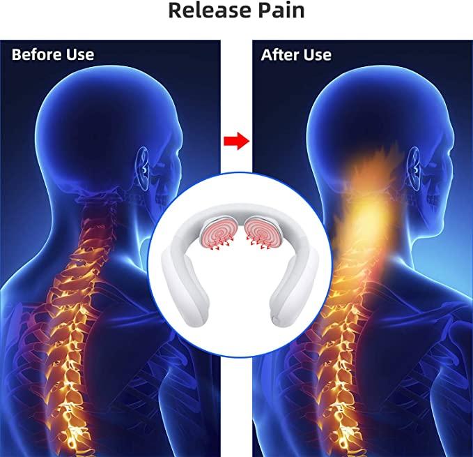 neck massager benefits