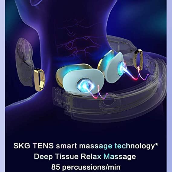 neck massager deep tissue relax massage