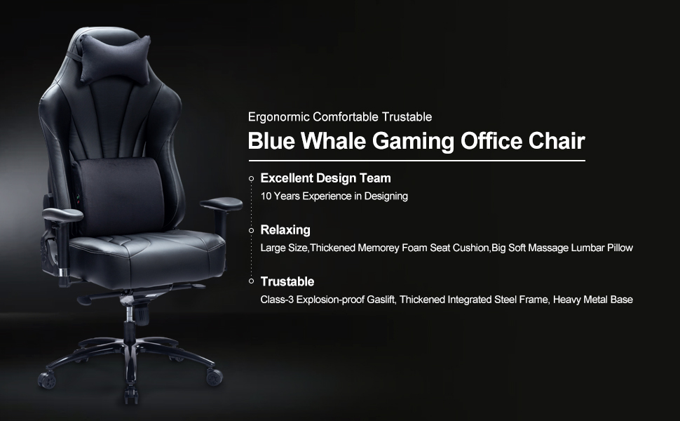 Blue Whale chair